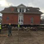 Attention Homes Project Has Buildings On The Move